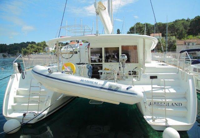 Lagoon 400 (2012)