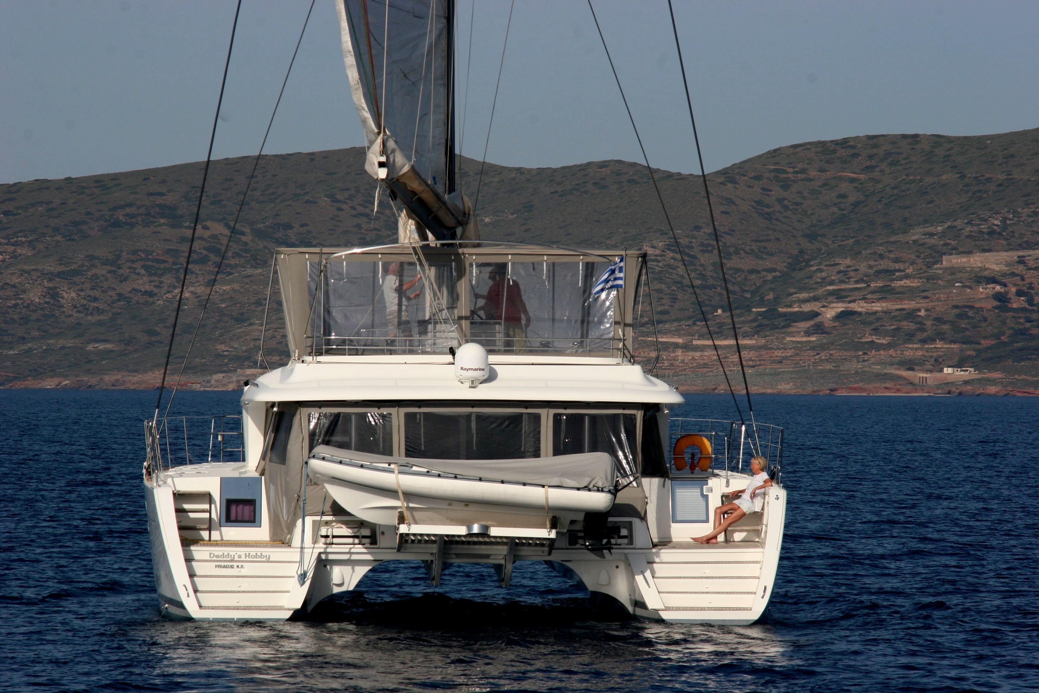 Location catamarans - Croatie