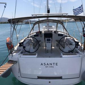 Jeanneau Sun Odyssey 449 | Asante