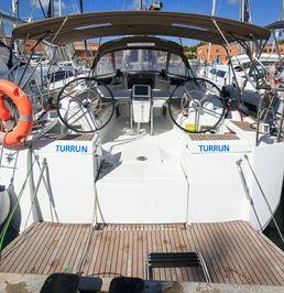Jeanneau Sun Odyssey 419 | Turrun Turrun