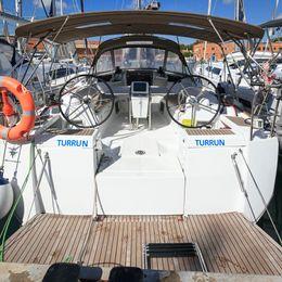 Jeanneau Sun Odyssey 419   Turrun Turrun