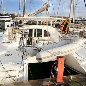 Catamaran Yacht - Spain