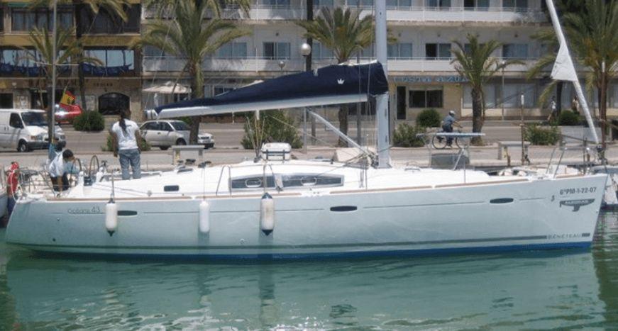 Beneteau 43 (2007)