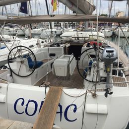Jeanneau Sun Odyssey 519 | Cognac - Tenerife