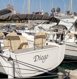 Dufour 460 | Diego