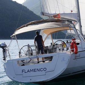 Beneteau Oceanis 45 | Flamenco