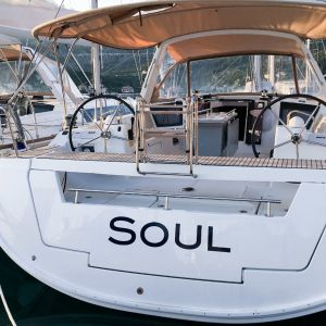 Beneteau Oceanis 45 | Soul