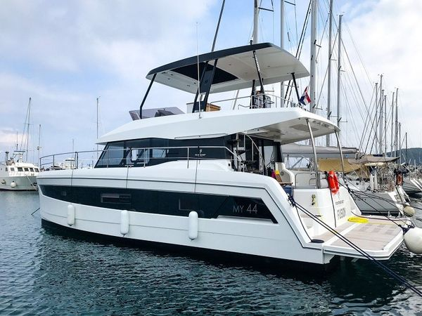 Fountaine Pajot MY 44 | Fusion