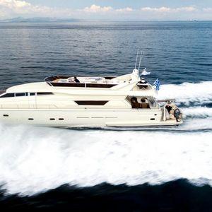 Charter Motor Yacht - Greece