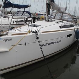 Jeanneau Sun Odyssey 349 | Negroni