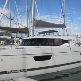 Fountaine Pajot Lucia 40 | Shelly Kay