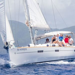 Beneteau Oceanis 45 | No Worries