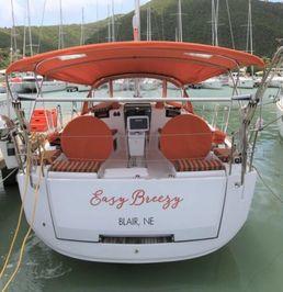 Jeanneau Sun Odyssey 419 | Easy Breezy