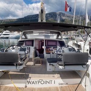 Beneteau Sense 50 | Waypoint 1