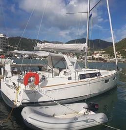 Beneteau Oceanis 35 | Cozmo