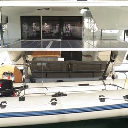 Fountaine Pajot Lucia 40 | Discovery