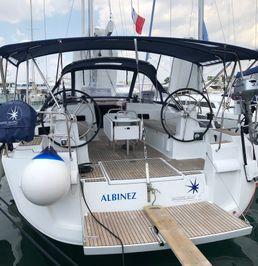 Jeanneau Sun Odyssey 479 | Albinez