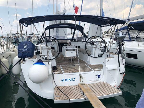 Jeanneau Sun Odyssey 479   Albinez