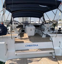 Beneteau Oceanis 51 | Christina