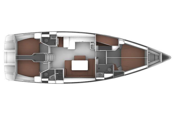 Bavaria Cruiser 51 | Isabella