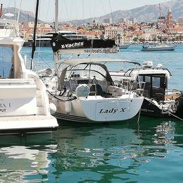 X-yachts 35   Lady X