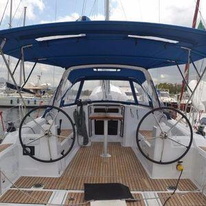 Beneteau Oceanis 38 | Naima