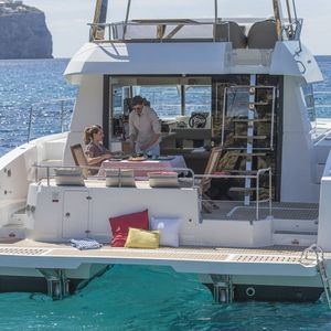 Fountaine Pajot MY 37 | MY 37
