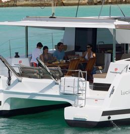 Fountaine Pajot Lucia 40 | Jeanette