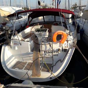 Beneteau Oceanis Clipper 411 | Evagelia
