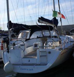 Beneteau Cyclades 50 | Emma & Jack