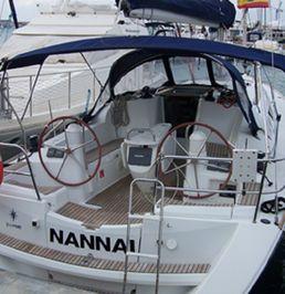 Jeanneau Sun Odyssey 39 | Nannai