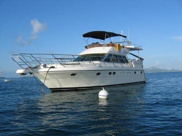 Motorboot mieten - Karibik