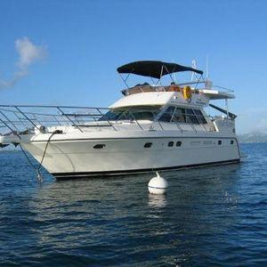 Najam jahte - Karipsko otočje