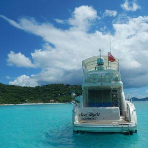 Location bateau à moteur - Caraïbes
