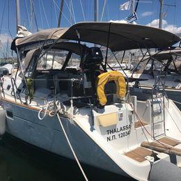 Beneteau Oceanis Clipper 423 | Thalassa