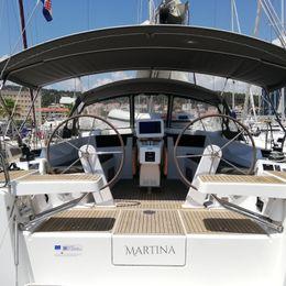 Hanse 418 | Martina