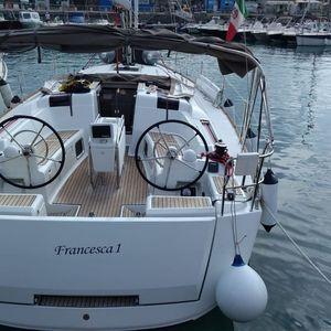 Jeanneau Sun Odyssey 419 | Francesca
