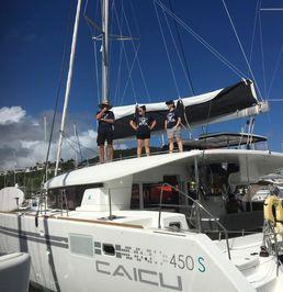 Lagoon 450 S | Caicú 2