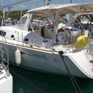 Beneteau Oceanis 50 | Agata
