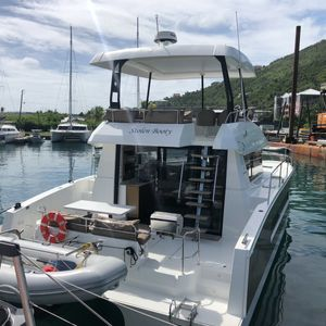 Fountaine Pajot MY 37   Stolen Booty