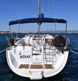 Beneteau Oceanis Clipper 411 | Merak