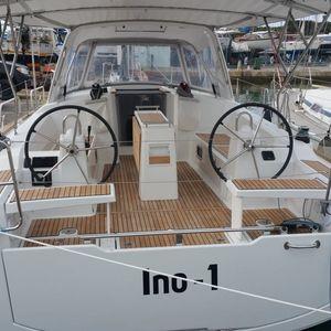 Beneteau Oceanis 38 | Ino-1