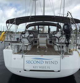Jeanneau 54   Second Wind