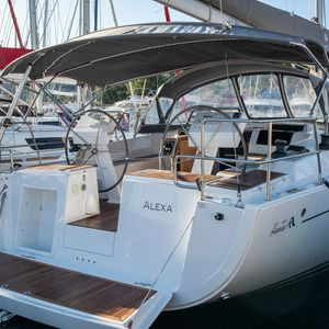 Hanse 455 | Alexa