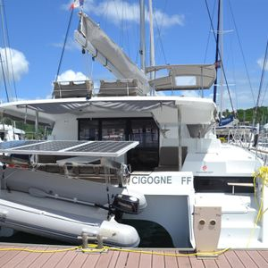 Fountaine Pajot 47 | Cigogne