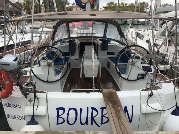 Jeanneau Sun Odyssey 519   Bourbon