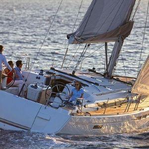 Jeanneau Sun Odyssey 519 | Zanzibar