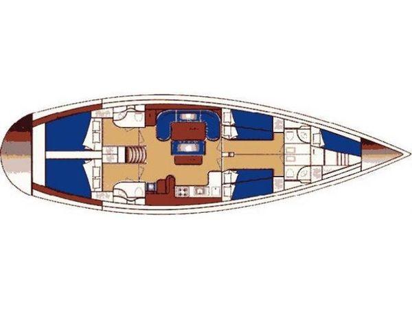 Ocean Star 51 | Blue Marlin