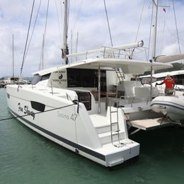 Fountaine Pajot Saona 47 | Fun Shway