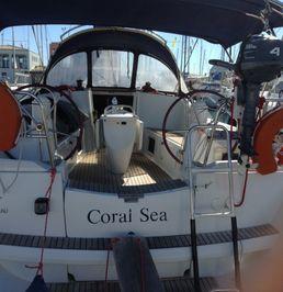 Jeanneau Sun Odyssey 42 | Coral Sea
